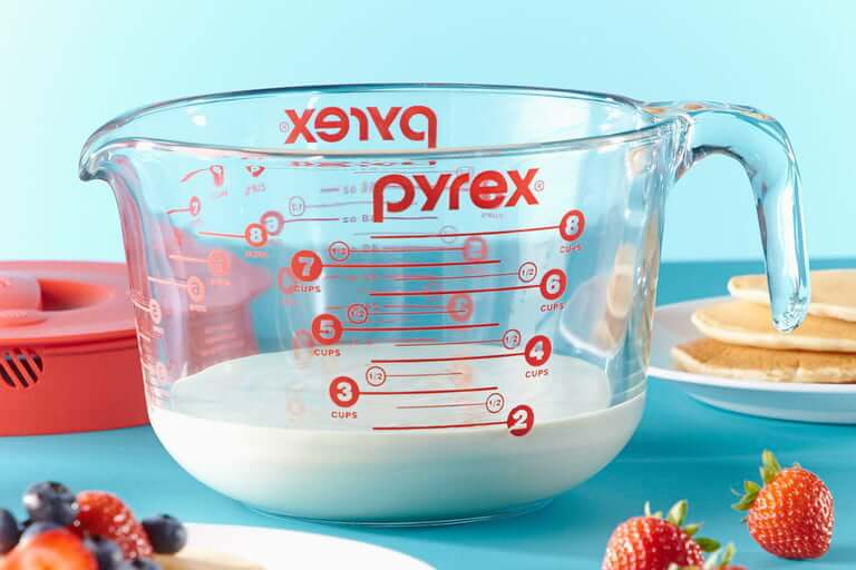 فنجان های اندازه گیری