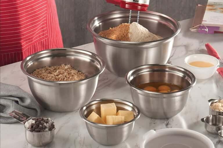 لوازم پخت و پز : کاسه مخلوط کردن