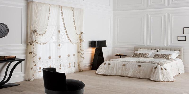 بهترین رنگ برای پرده اتاق خواب