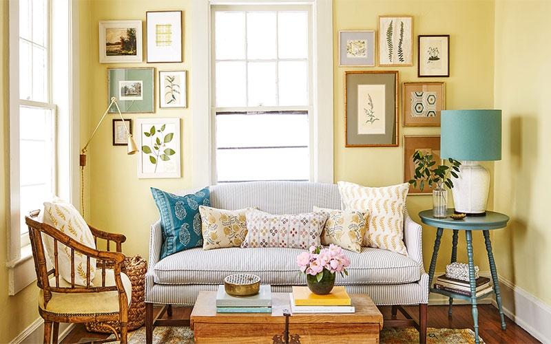 اهمیت لوازم دکوراتیو و تاثیر آن بر زیبایی منزل