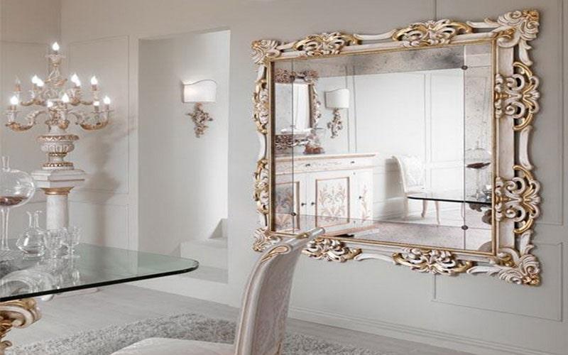 نکات مهم در انتخاب آینه دکوری برای دکوراسیون منزل