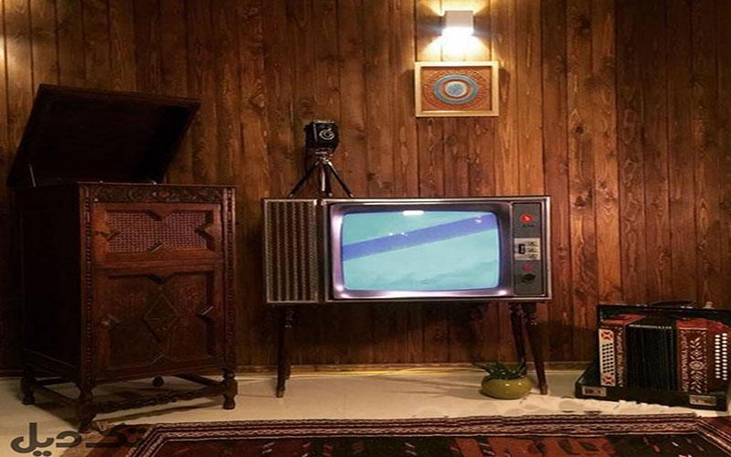 استفاده از وسایل قدیمی در دکوراسیون منزل با منابع محدود