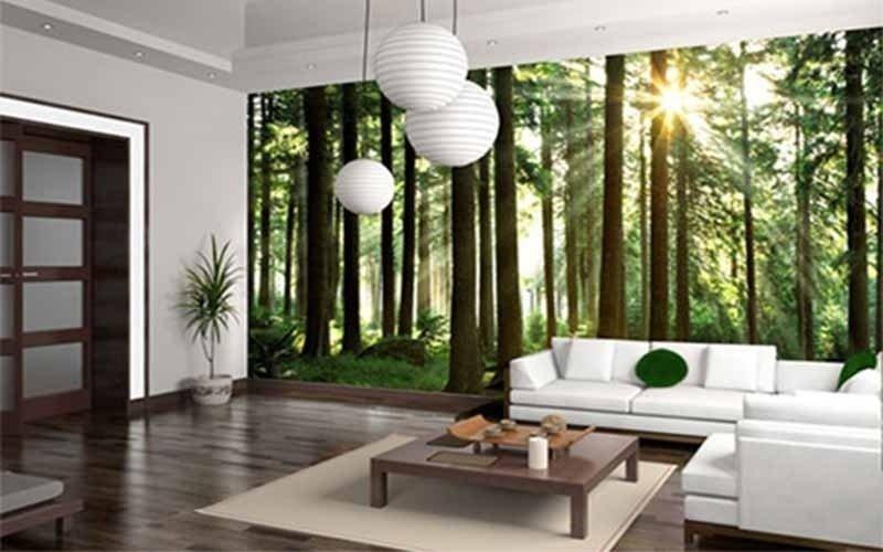 استفاده از رنگ های طبیعی برای دکوراسیون منزل